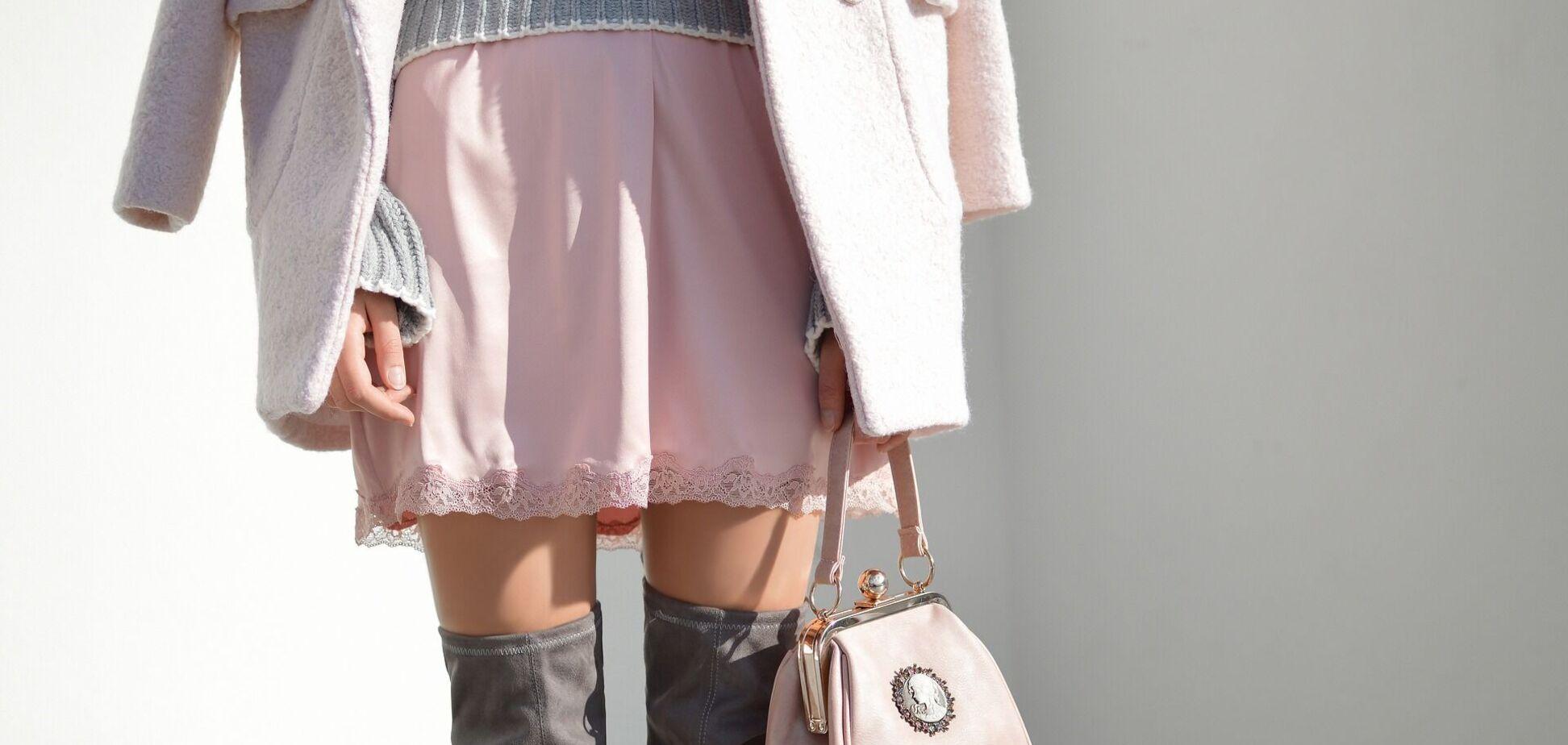 Какими были первые мини-юбки в мире.