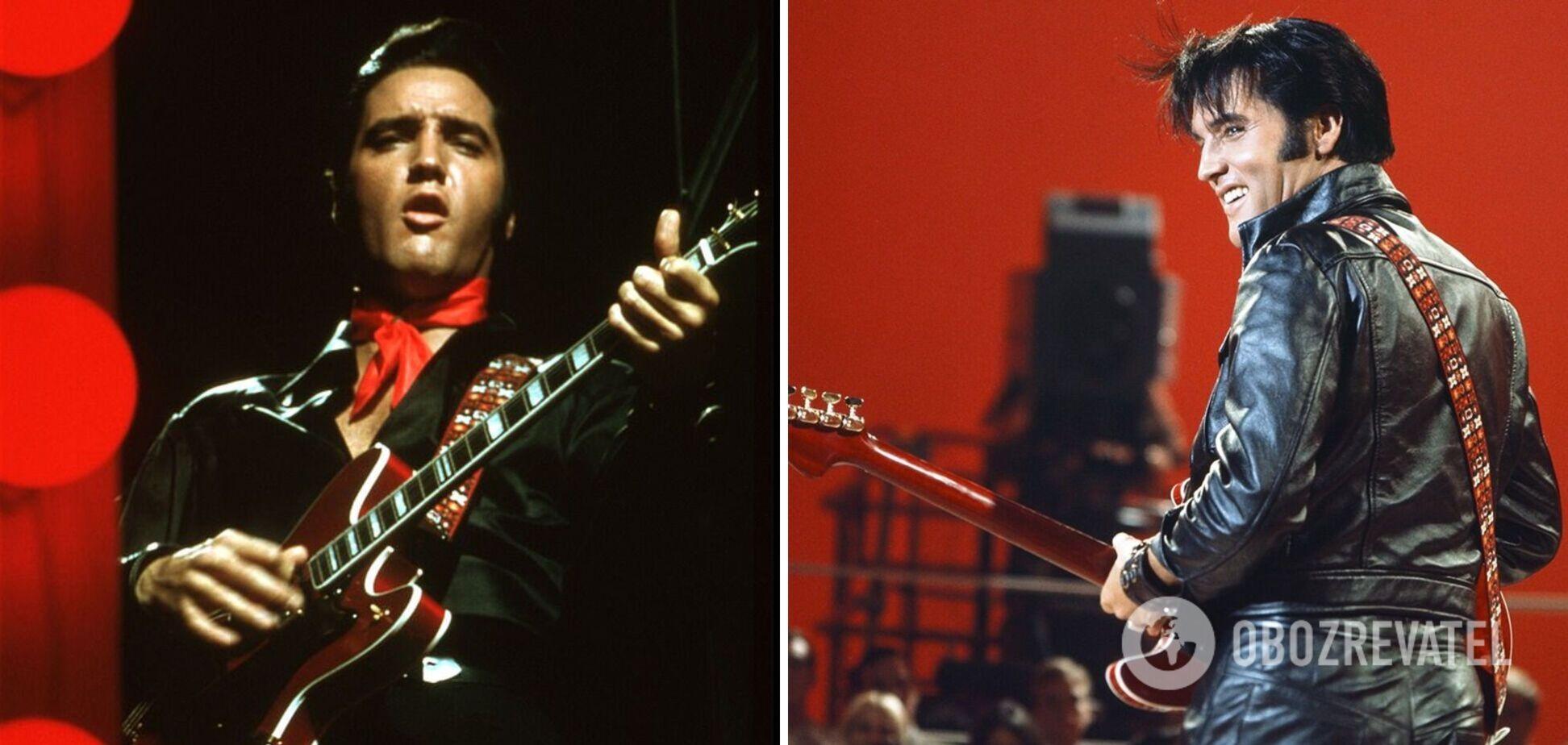 Легендарну гітару Елвіса Преслі продали за рекордні $500 тисяч