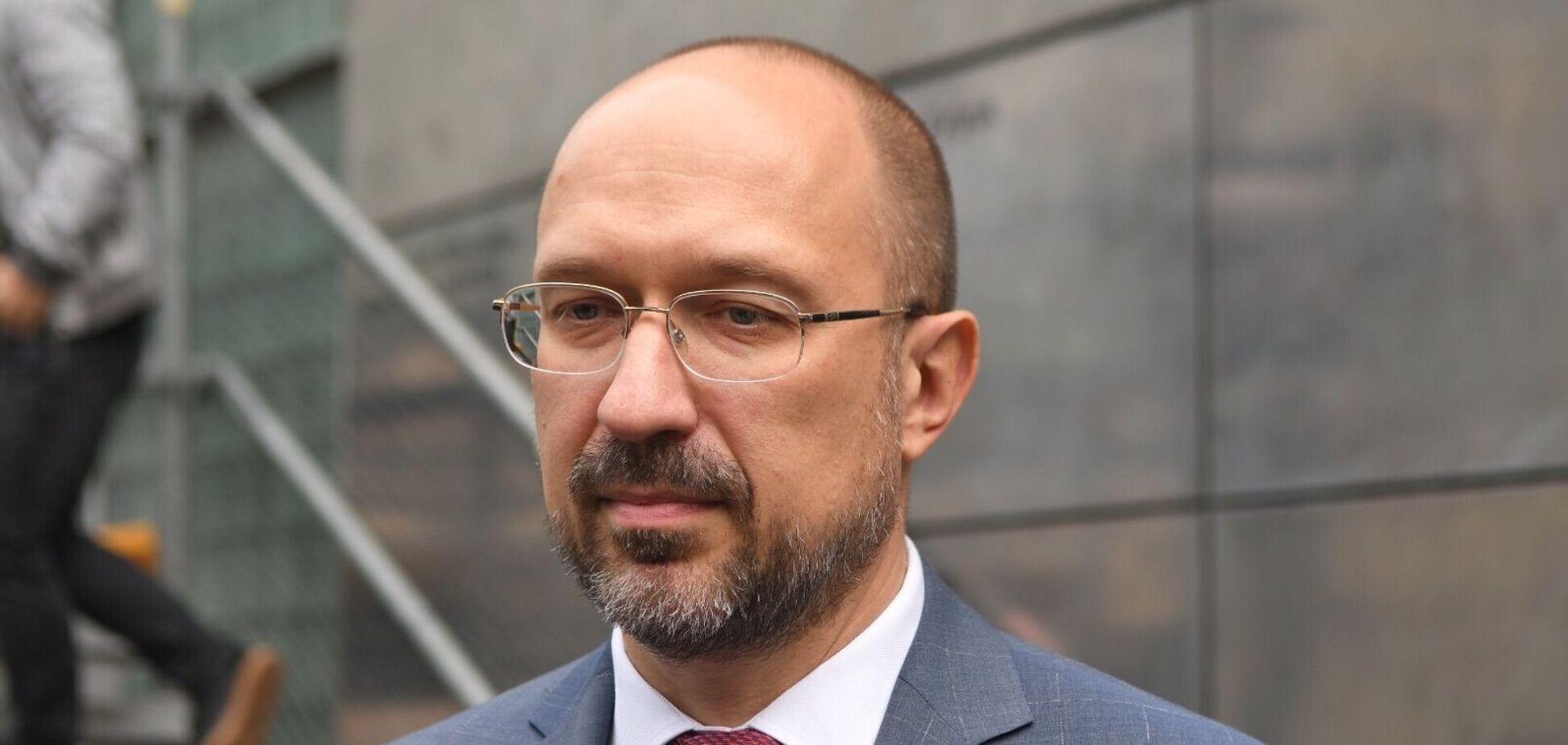 Шмыгаль: в Украине началась третья волна пандемии