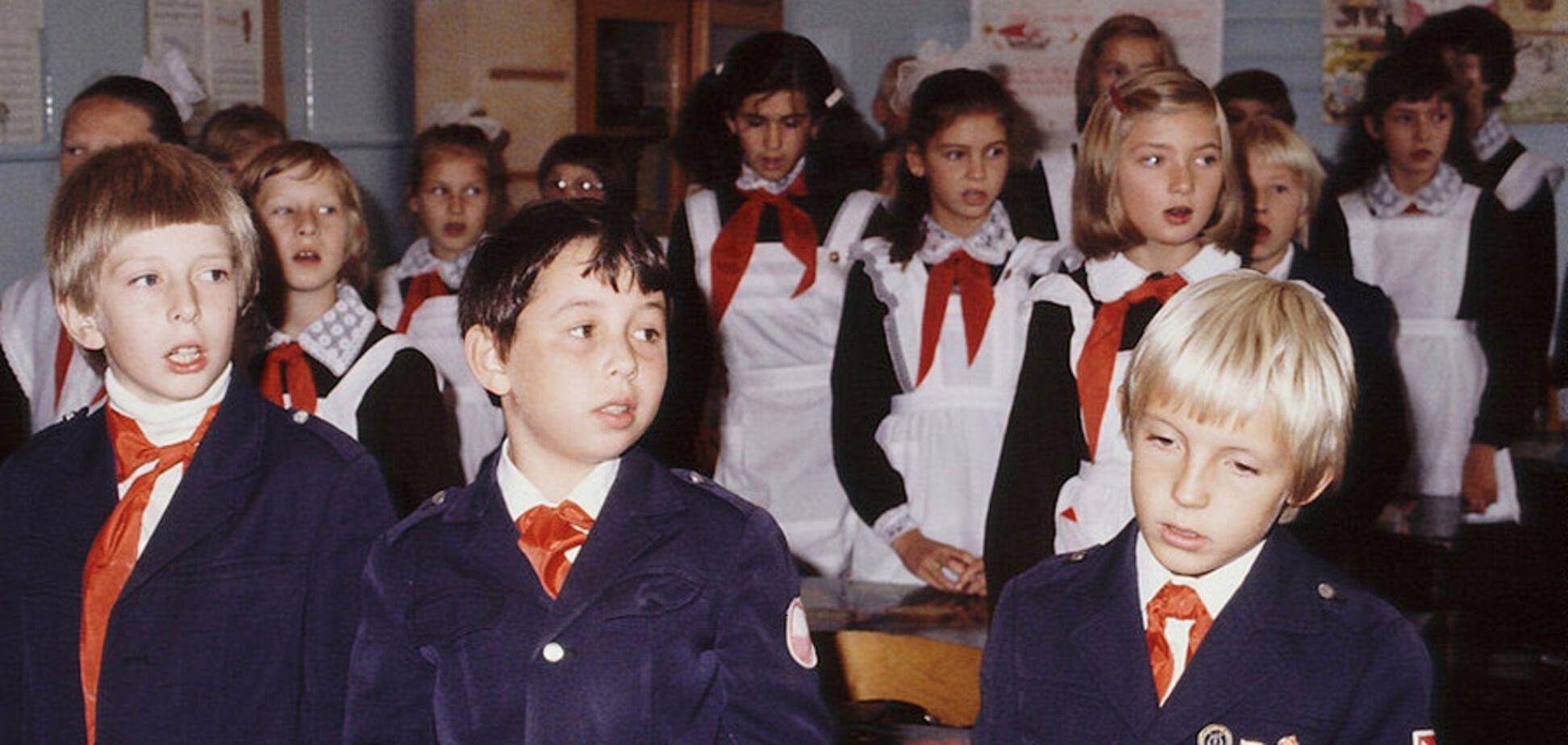 Убоге дитинство в СРСР: хочете таке для своїх дітей?