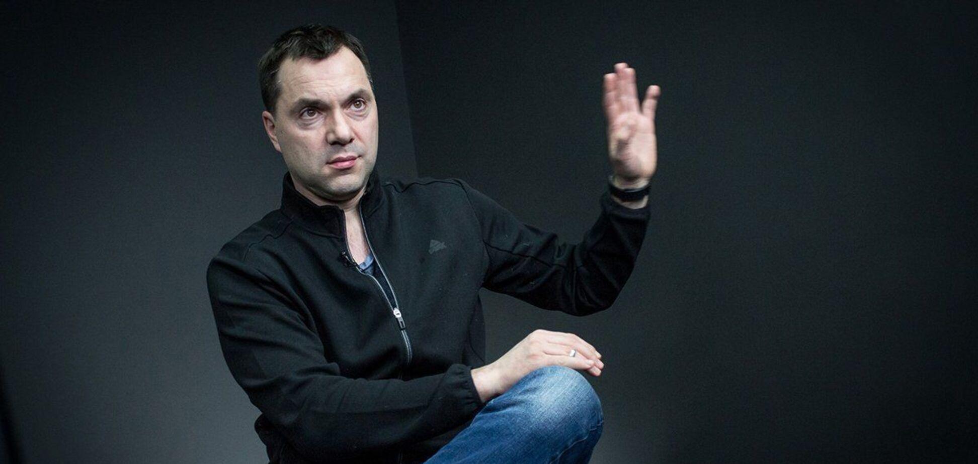 Арестович: окупанти відступили після заяви про удари по ЗСУ