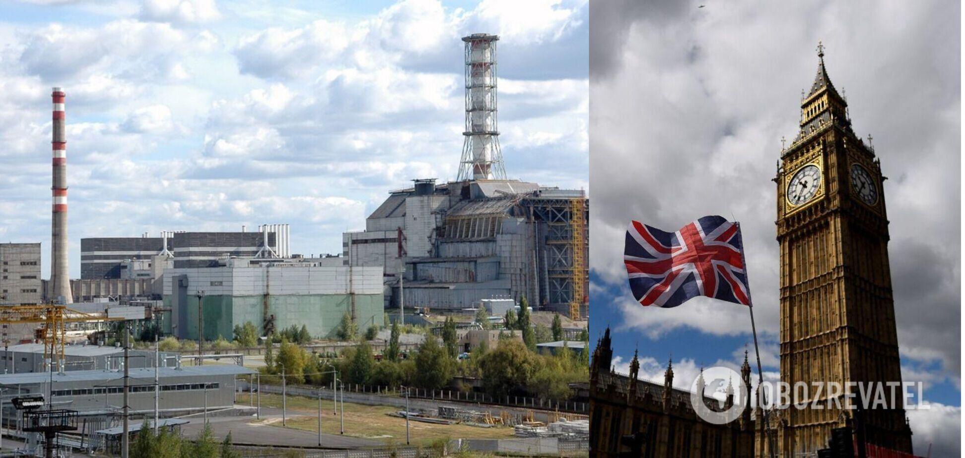 У Британії розповіли про постраждалі регіони і «хаос» в уряді через аварію на Чорнобильській АЕС