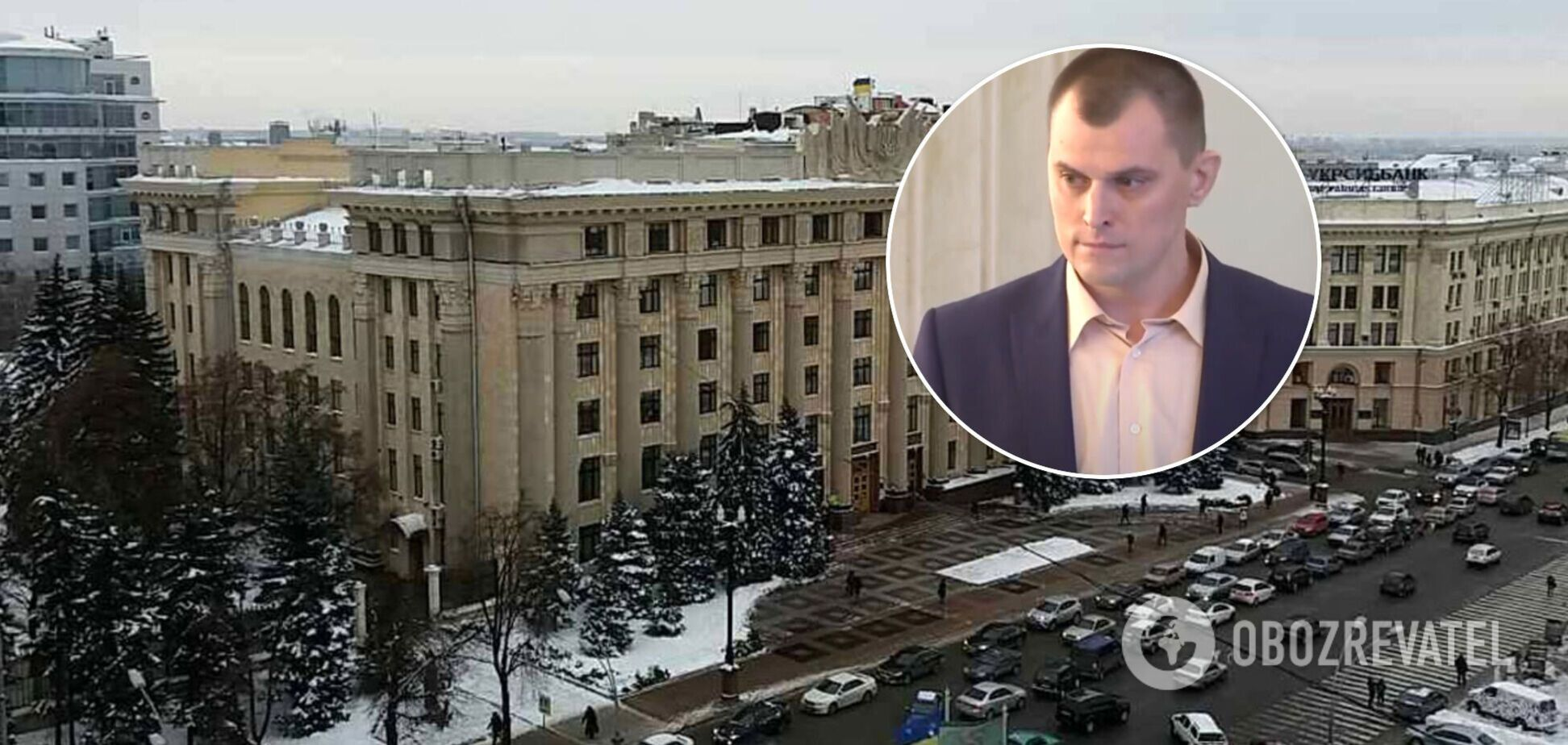 Харьковского депутата исключили из 'ЕС' из-за отказа говорить на украинском. Видео