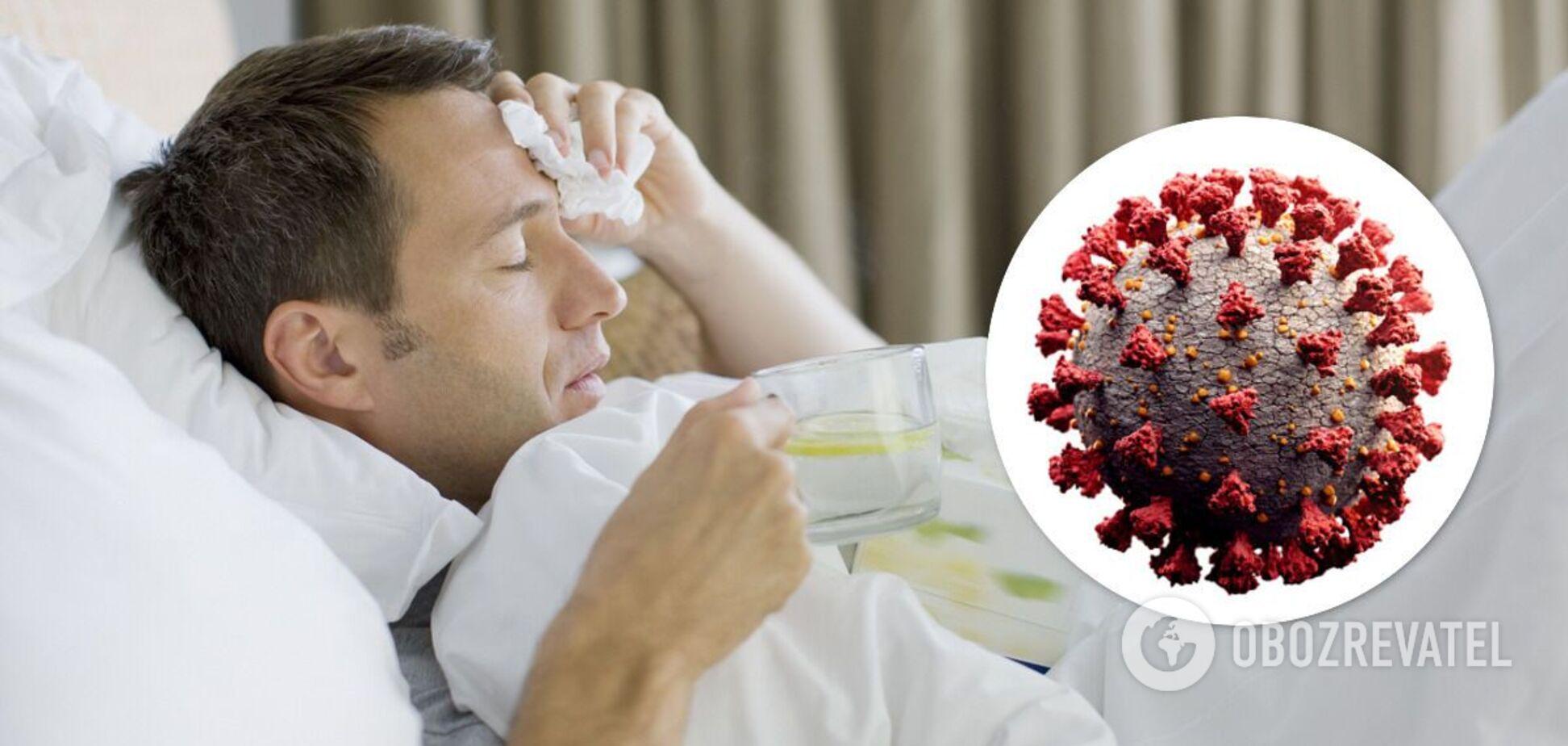 Перший українець, який захворів на коронавірус