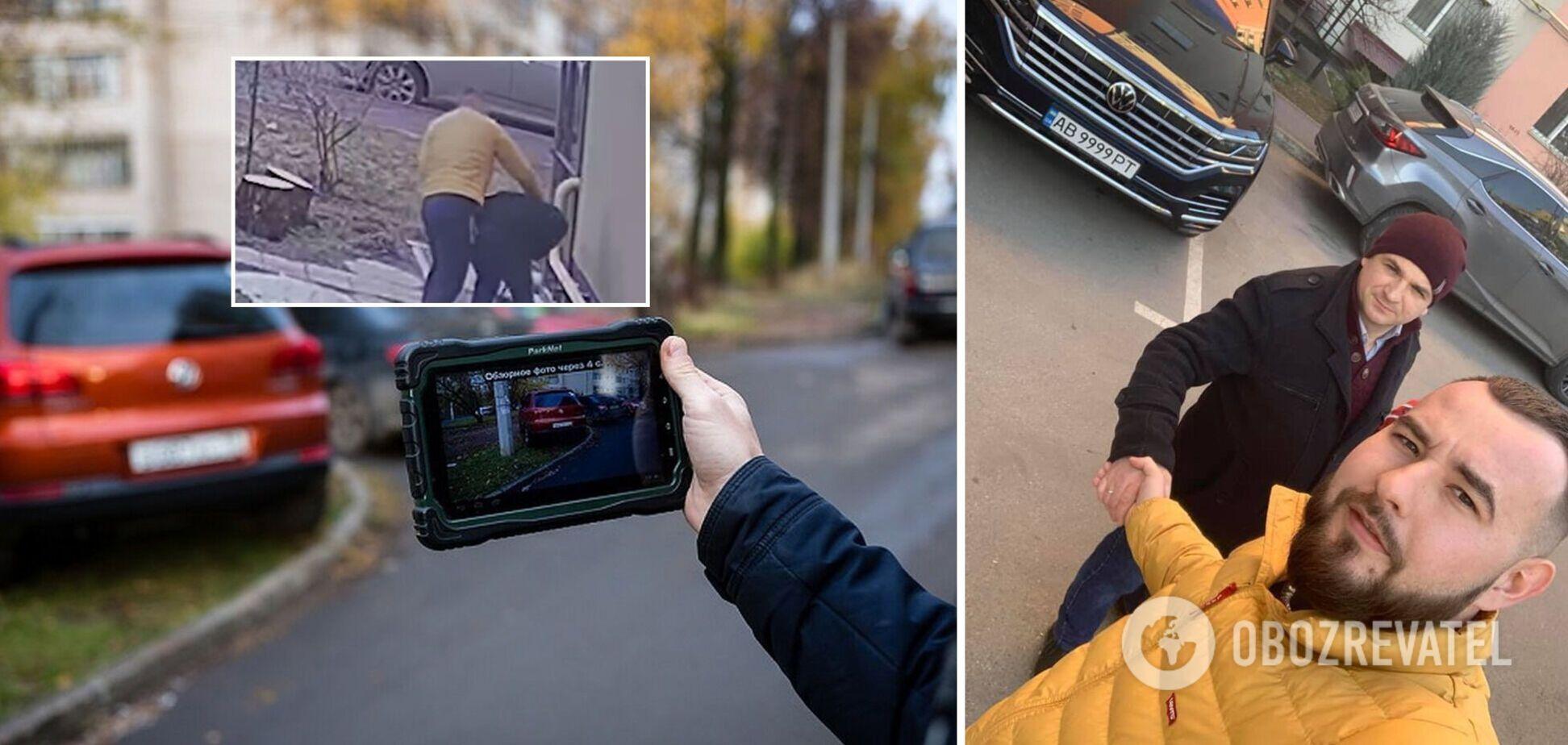 У Вінниці 'герой парковки' побив чоловіка за зауваження: історія отримала несподіваний фінал. Відео