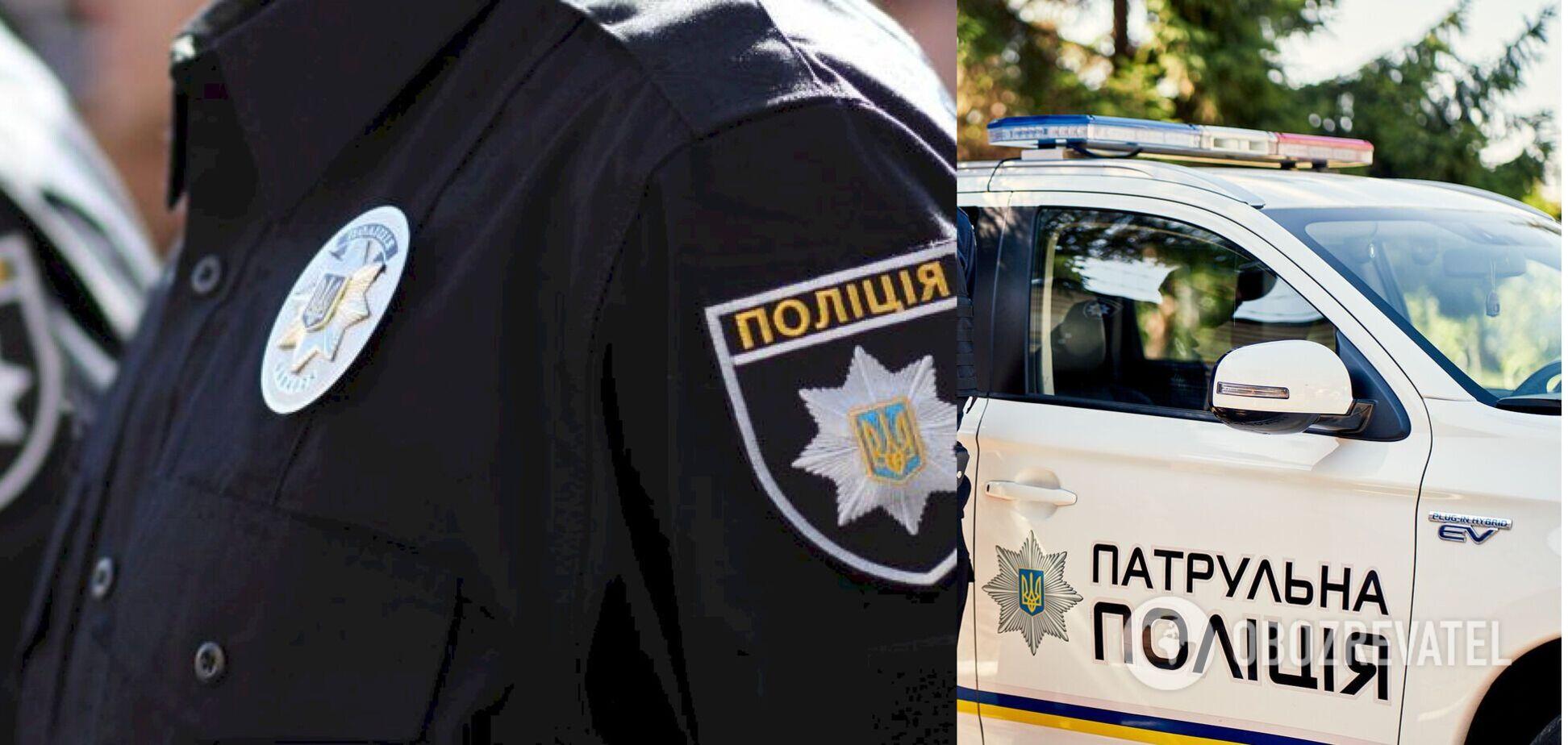 В Киеве мужчина выпал из окна 8 этажа и выжил