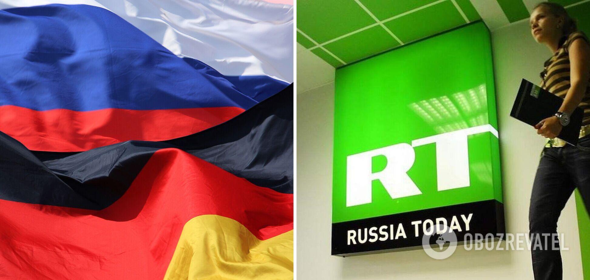 У Німеччині закривають рахунки пропагандистського Russia Today: Москва пригрозила відповіддю