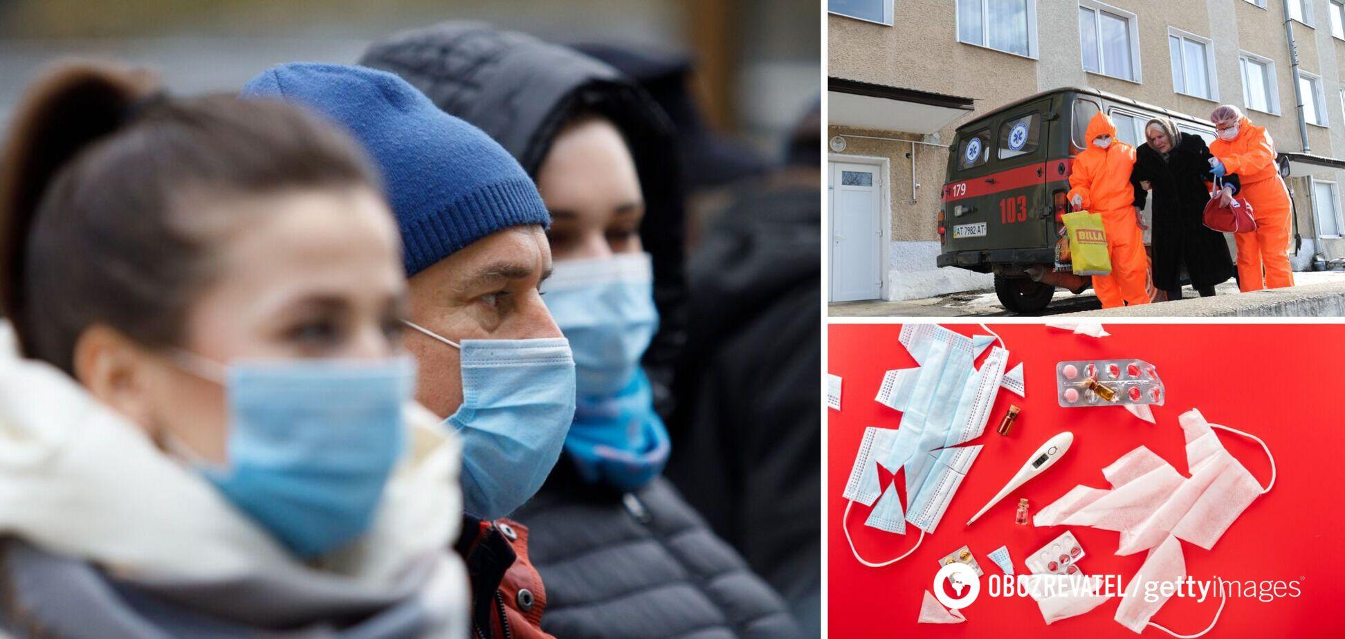'Червона' Житомирська область обігнала регіони за приростом хворих на COVID-19
