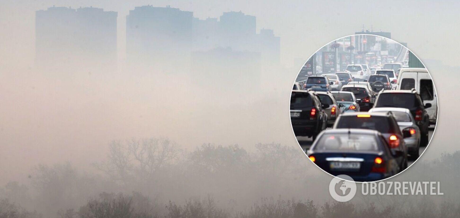 Проблеми з рухом для авто є по всьому місту