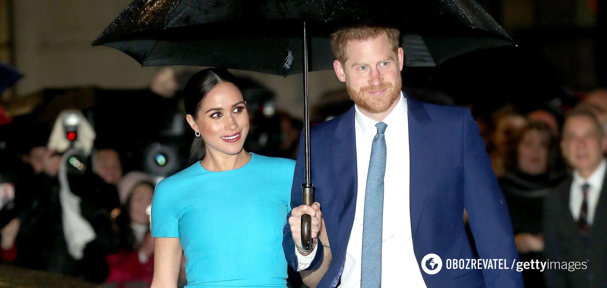 Стало известно, покажут ли интервью Маркл и принца Гарри из-за операции мужа Елизаветы II Филиппа