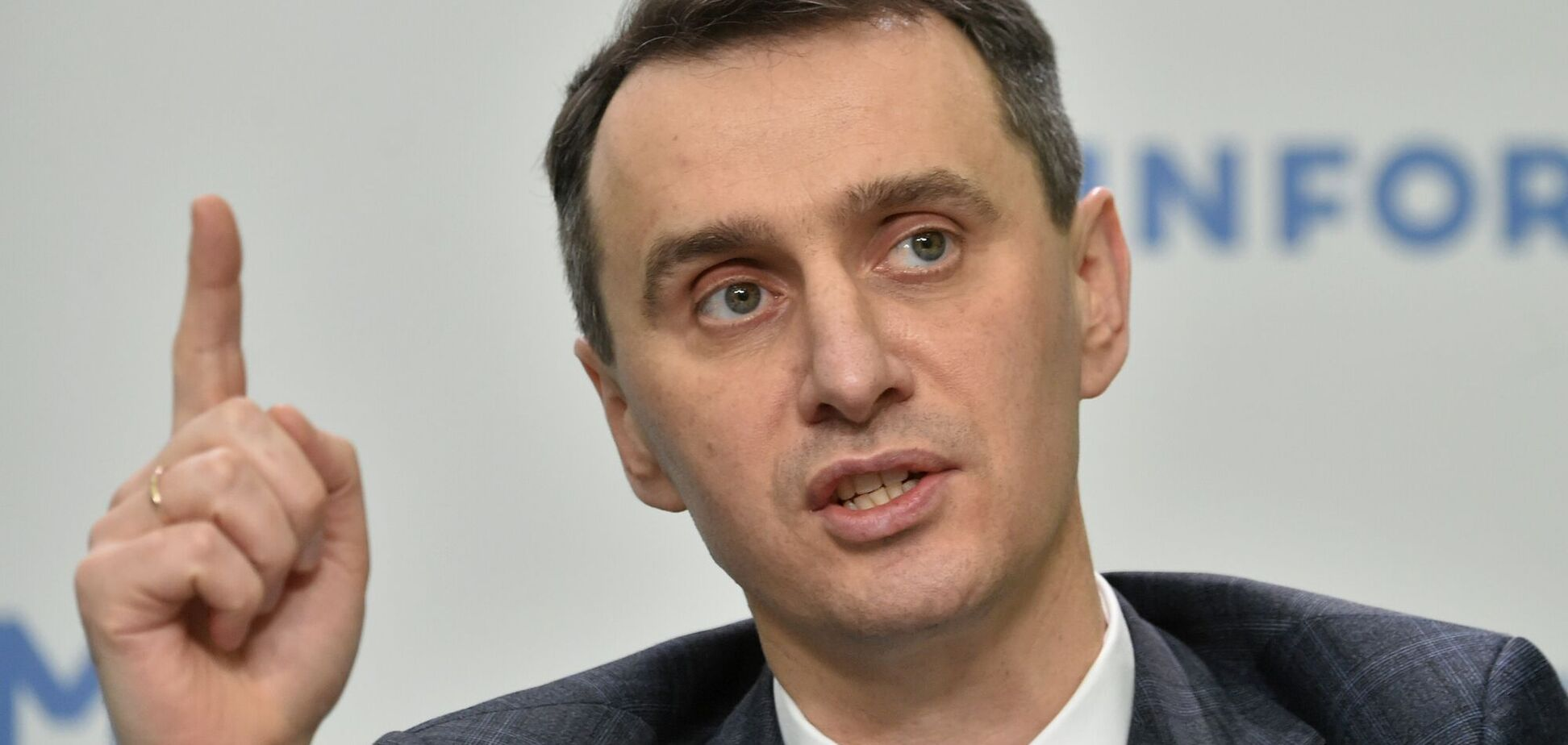 Ляшко підтвердив британський штам COVID-19 в Україні