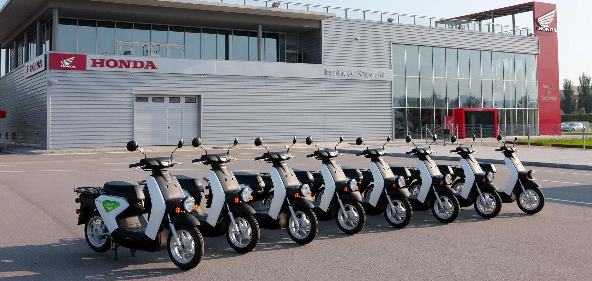 Honda, Yamaha, KTM и Piaggio будут совместно разрабатывать АКБ