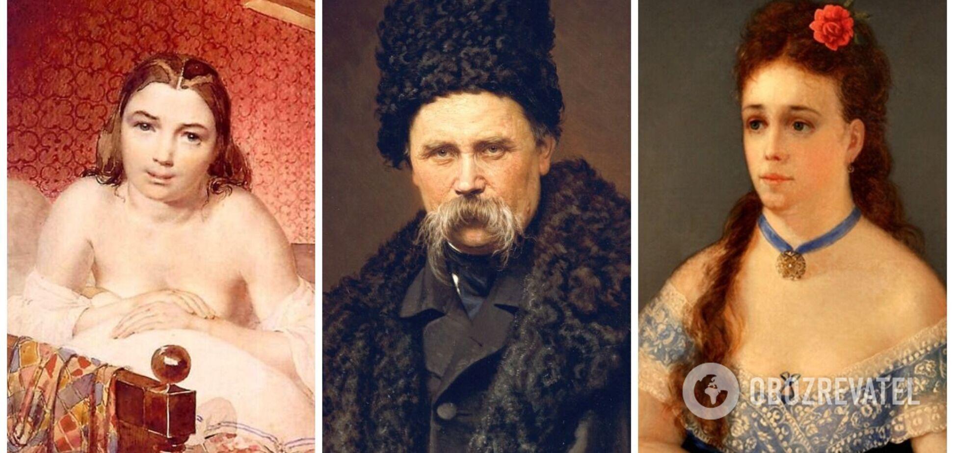 Женщины Тараса Шевченко: кого любил поэт