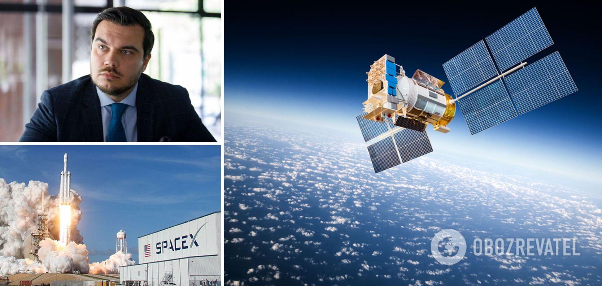 Украина может запустить спутник в космос