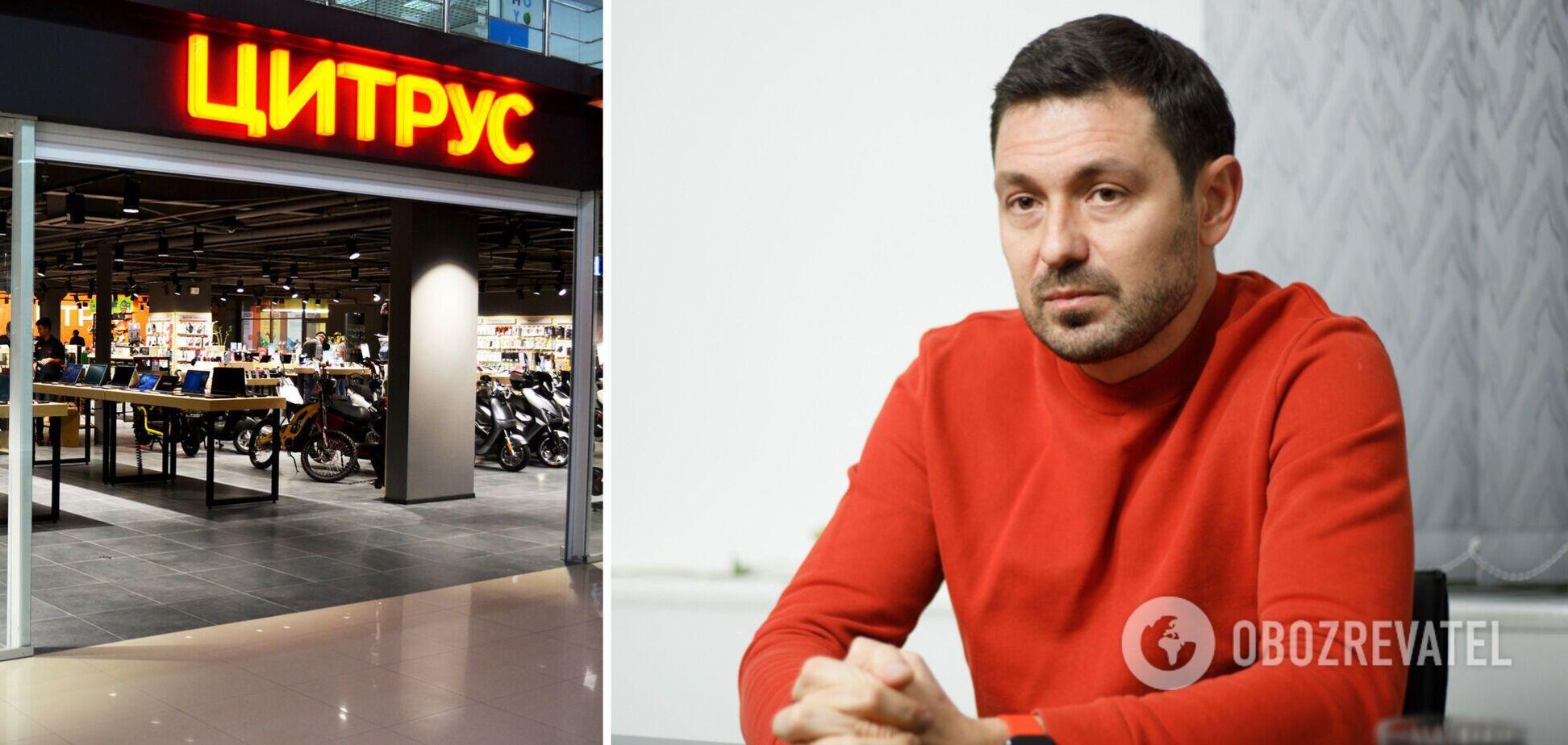 Бывший совладелец 'Цитруса' Зинченко рассказал о корпоративном конфликте