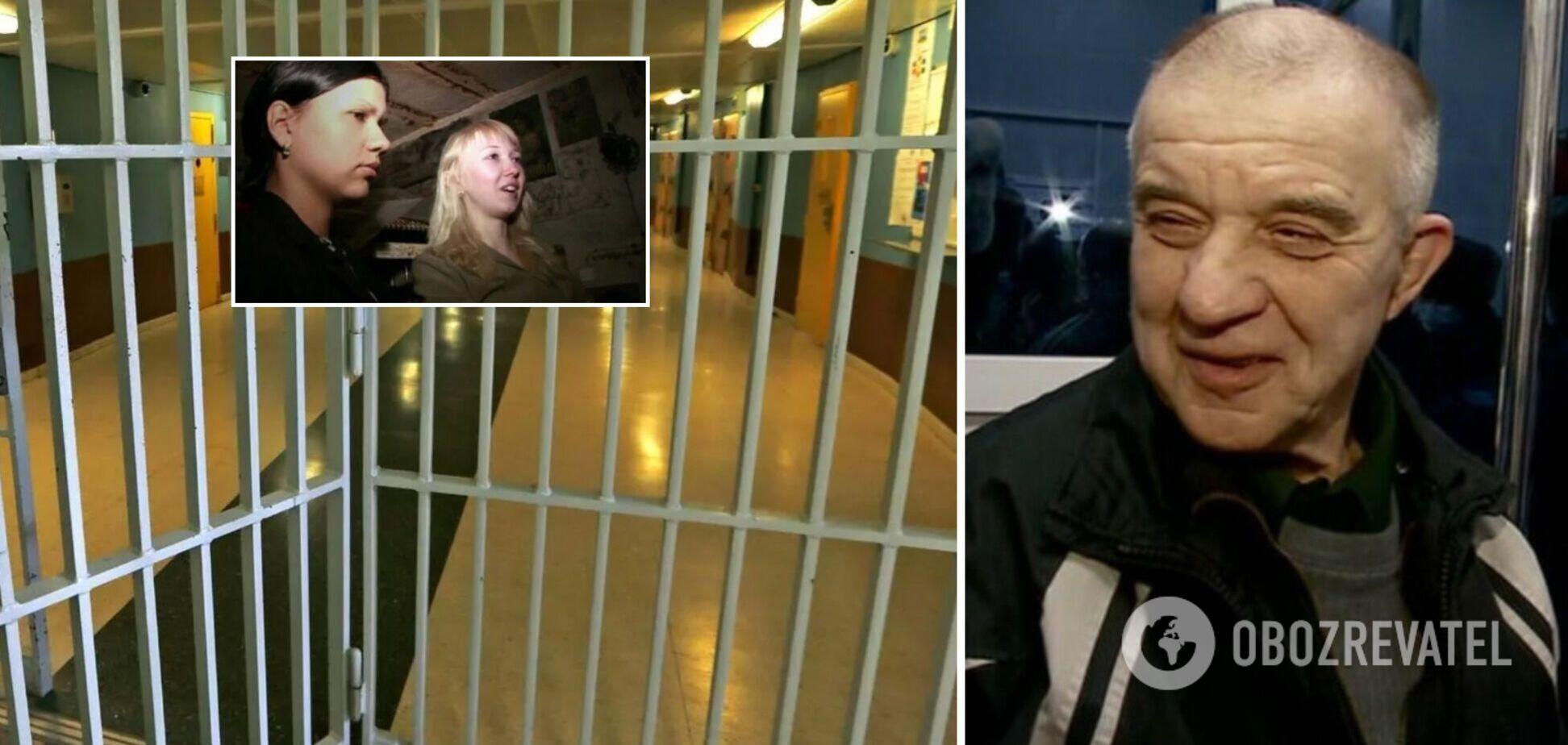 Освободившийся 'скопинский маньяк' в первом интервью рассказал свою версию похищения девушек. Видео