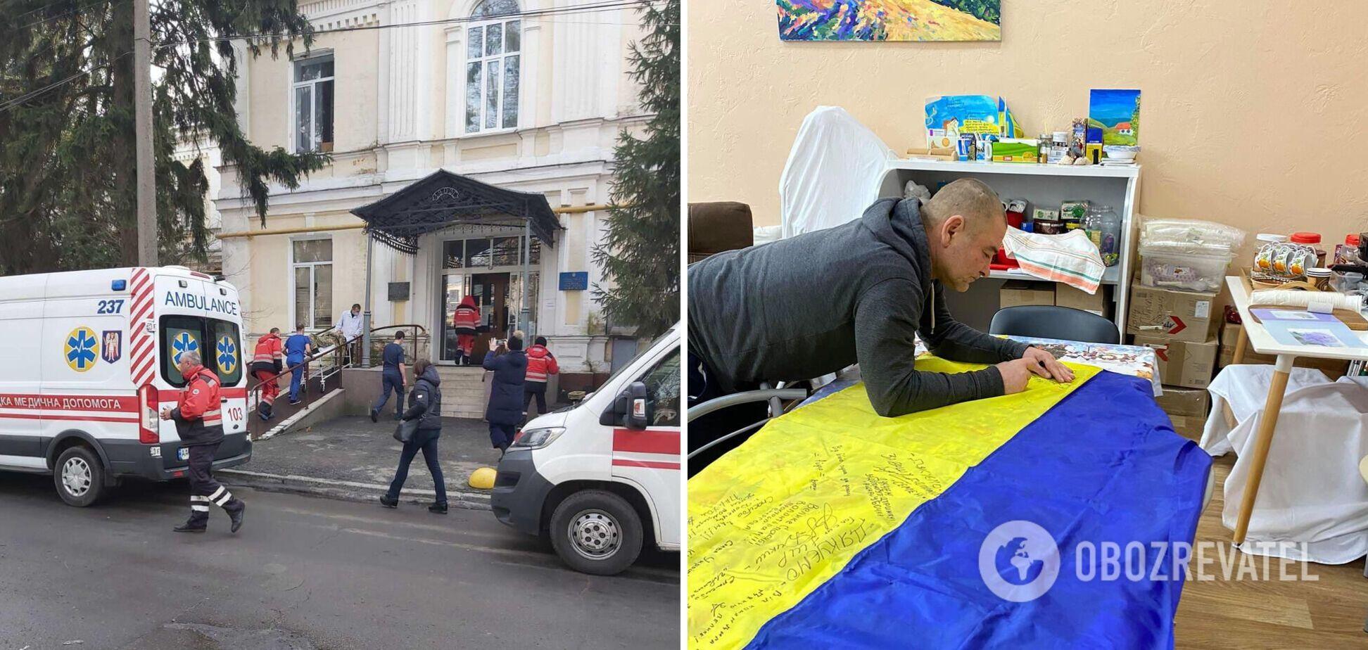 Волонтер – о тяжелейших ранениях бойцов в госпитале Киева: все точно как в 14 году, это перемирие?