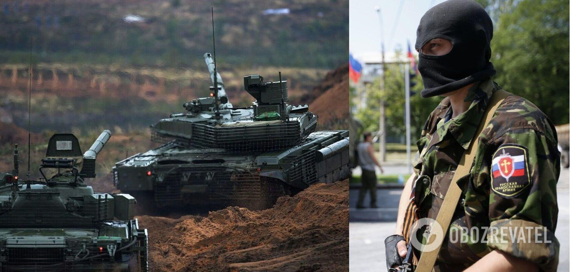 Оккупанты стянули на Донбасс танки и гаубицы – ОБСЕ