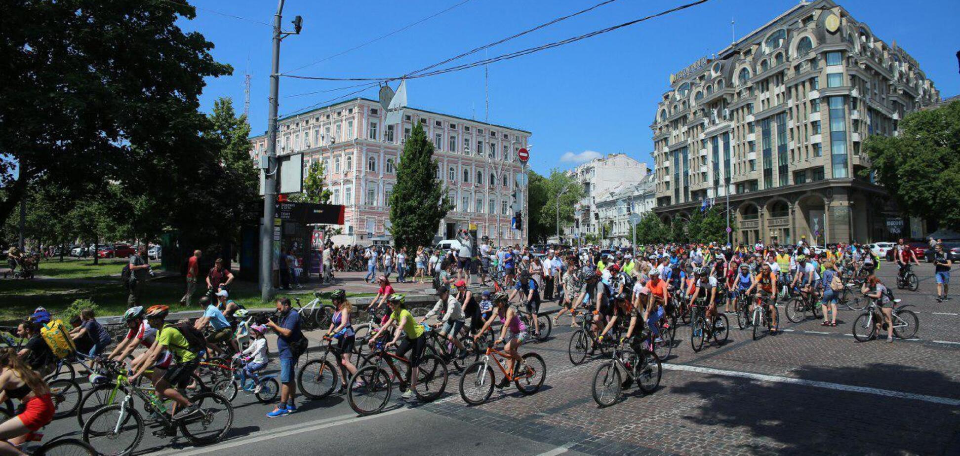 Велосипедна революція в Києві: де в 2021 році побудують нові велодоріжки. Адреси