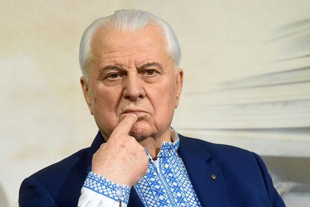 Кравчук: ситуация на Донбассе в тупике, нужны радикальные шаги