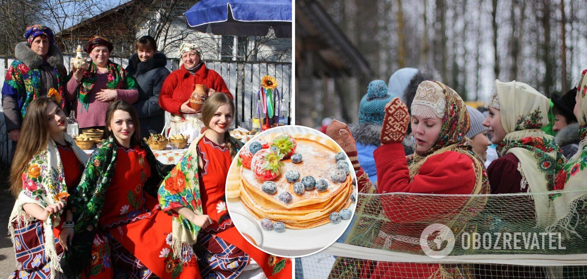 В Україні здавна відзначали не Масляну, а Масницю