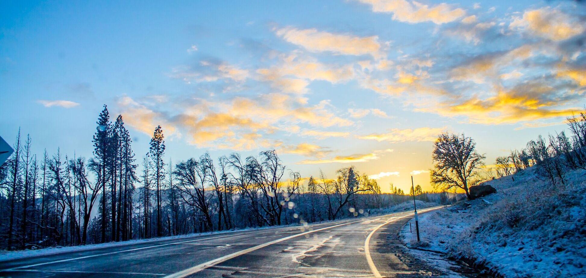 В Украину вернутся морозы: появился прогноз погоды на субботу. Карта