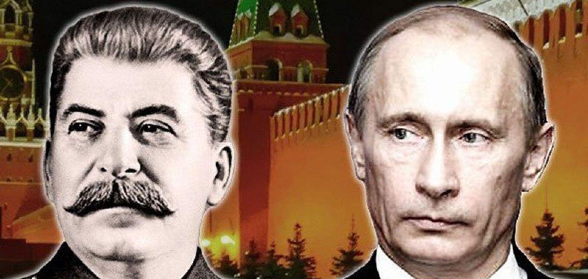 Игорь Эйдман рассказал о сходстве Иосифа Сталина и Владимира Путина