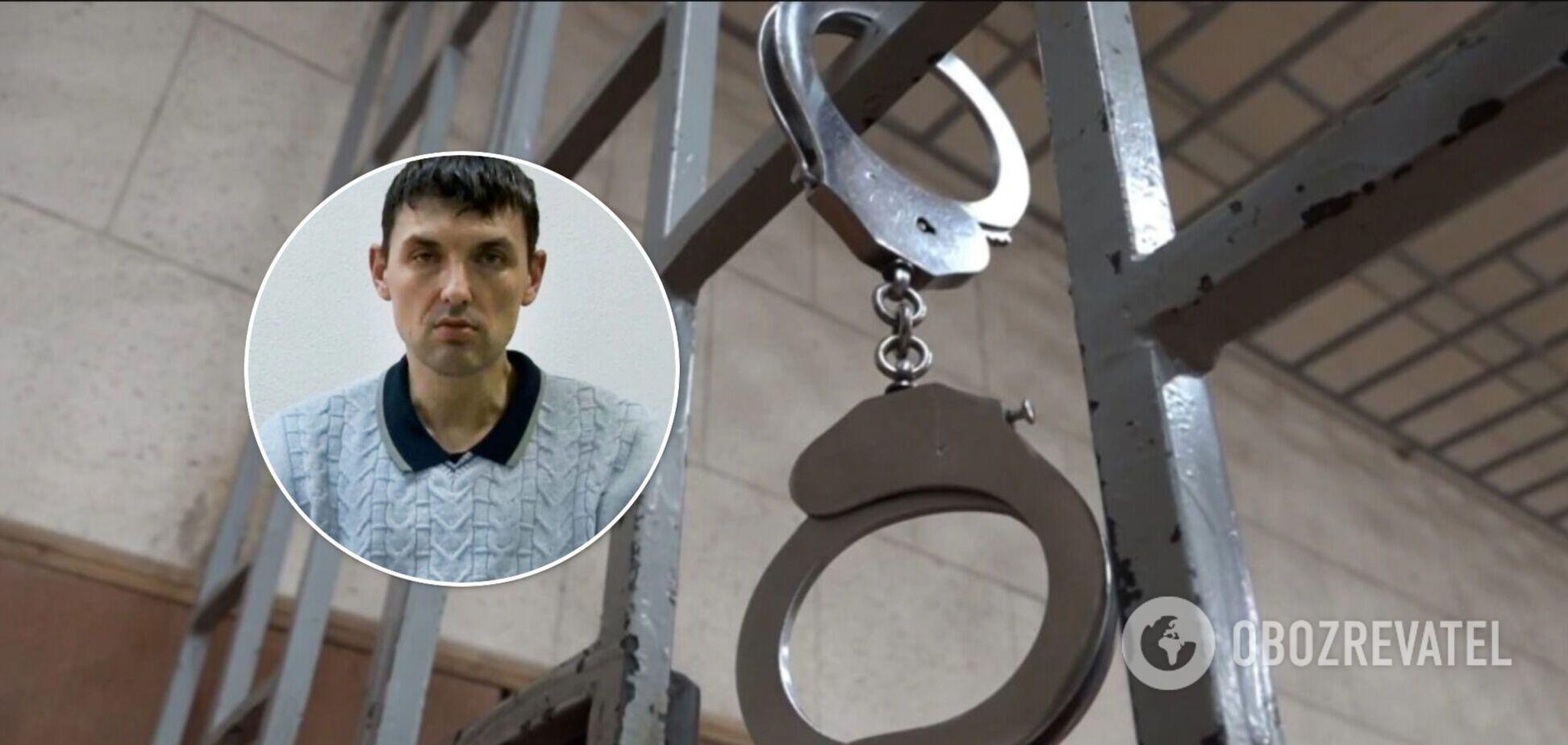 Після 4 років у російській в'язниці до України повернувся політв'язень Шаблій