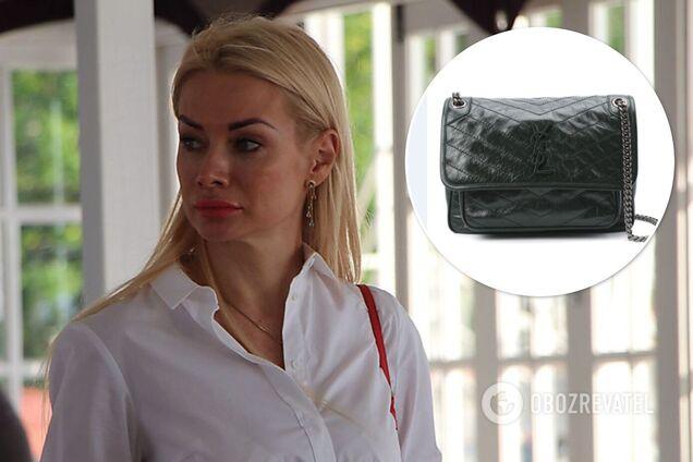 """""""Слуга народа"""" по дороге в Раду засветила брендовую сумку за 70 тысяч грн. Фото"""