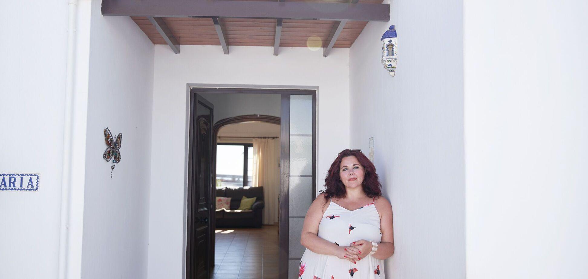 Вікі Муні із ЄС живе з ожирінням