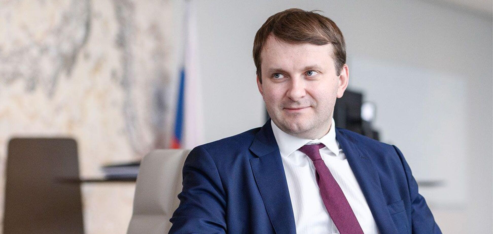 Помічник президента Росії Володимира Путіна Максим Орєшкін