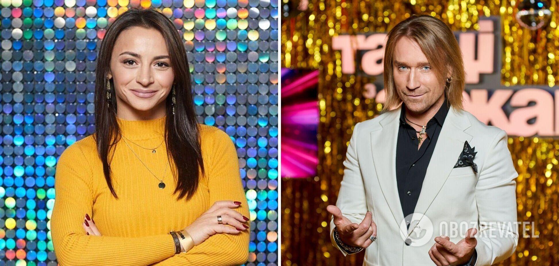 Гвоздева призналась, почему не захотела танцевать с Винником на шоу 'Танці з зірками'
