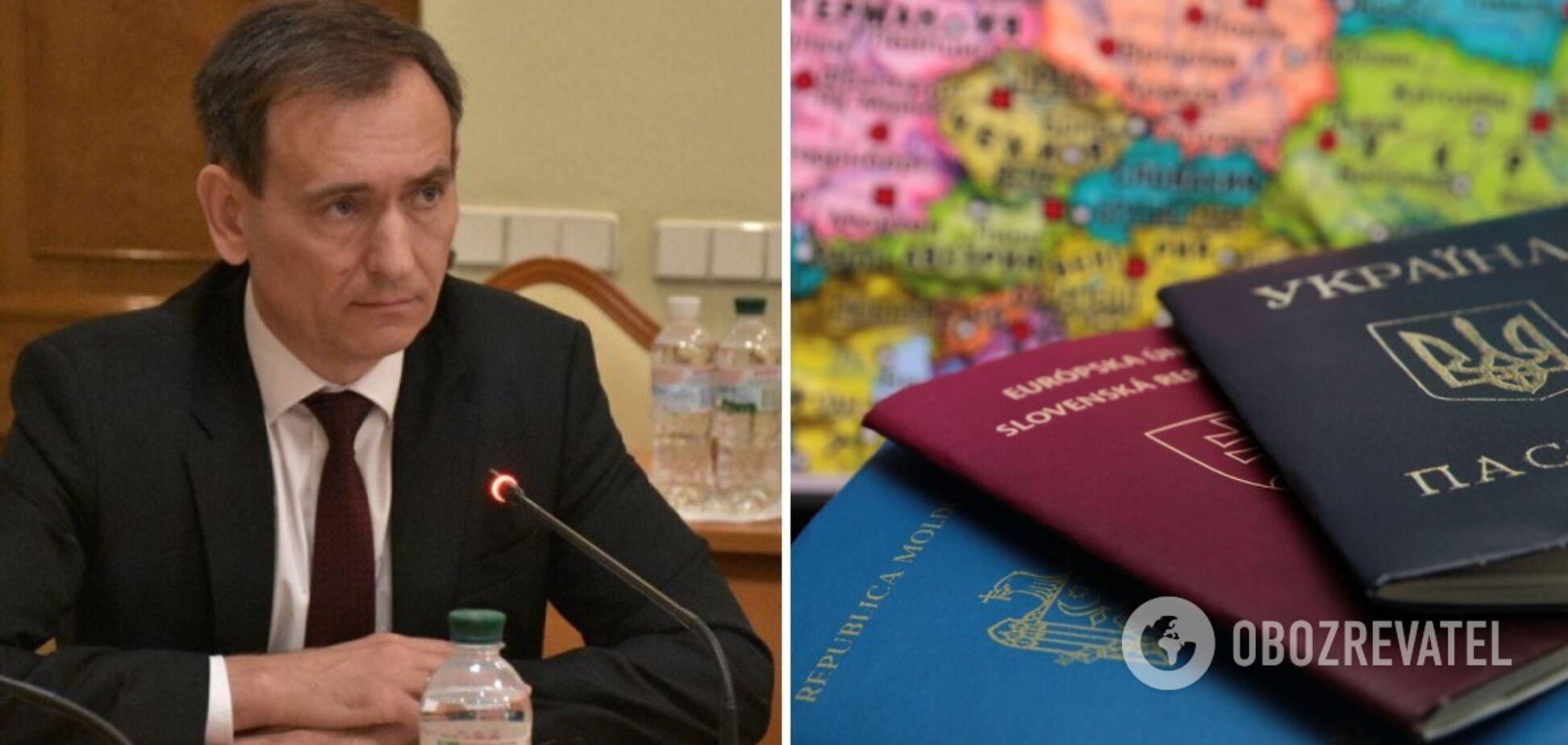 Веніславський назвав важливі аспекти щодо подвійного громадянства в Україні