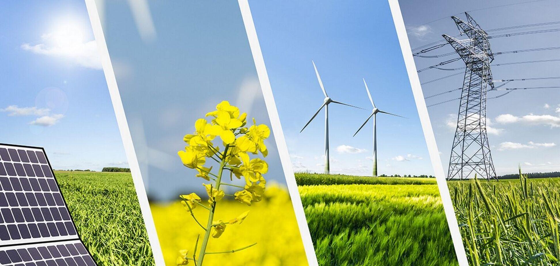 За даними Міністерства енергетики, в Україні з початку року вироблено понад 10% чистої енергії