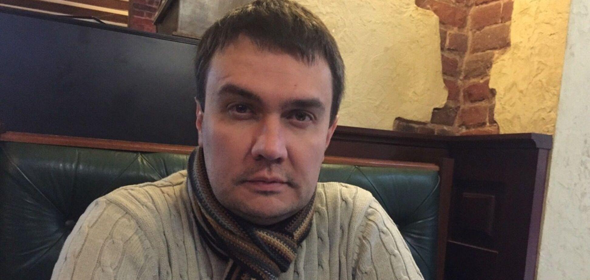 Роман Любицкий был исключен из 'Свободы'