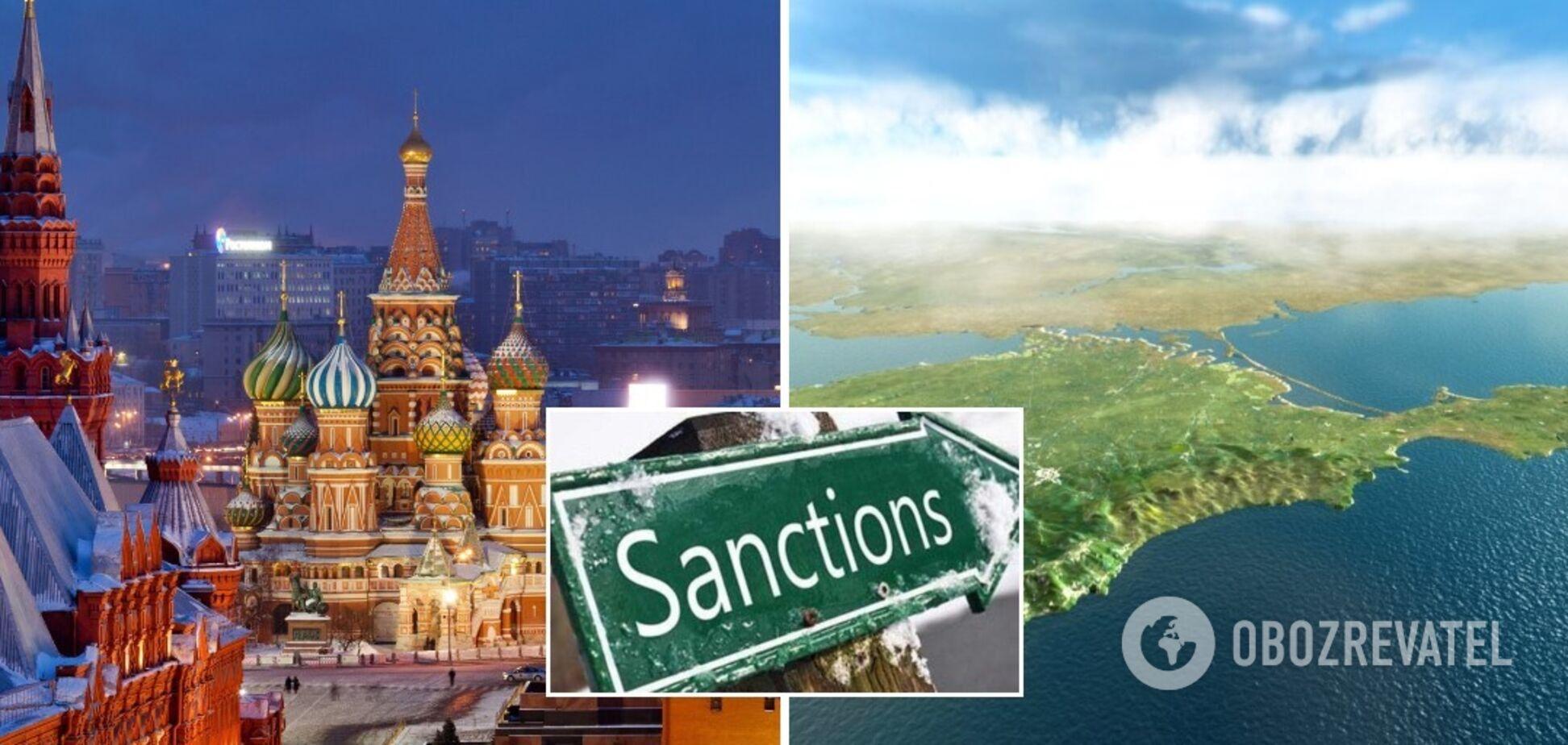 Кремль може повернути окуповані території України у разі потужних санкцій від США