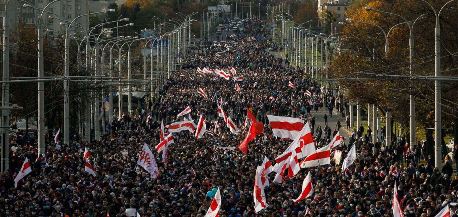 Протести в Білорусі через фальсифікації результатів президентських виборів закінчилися