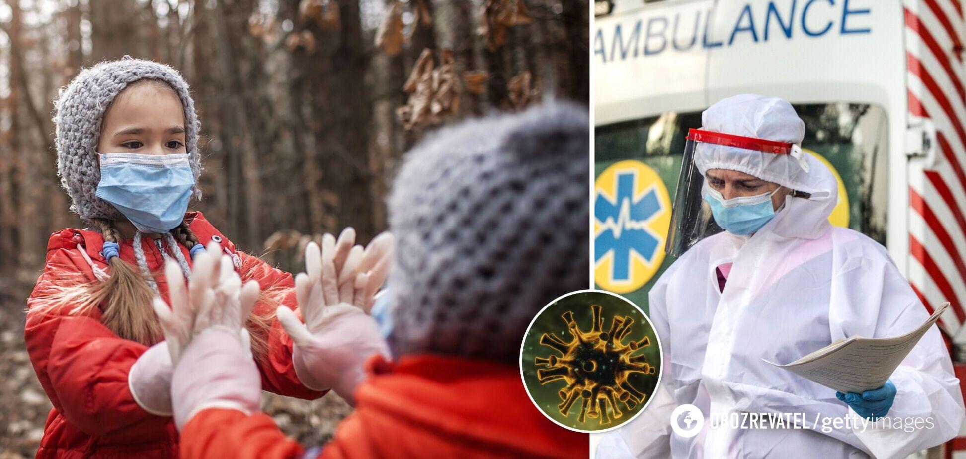 Коронавірус у Києві сьогодні