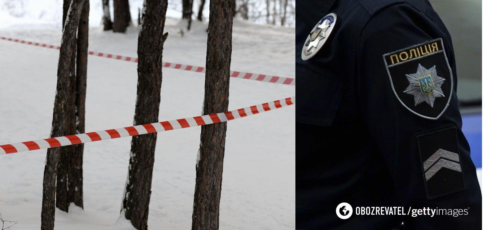 В Киеве нашли мертвой женщину