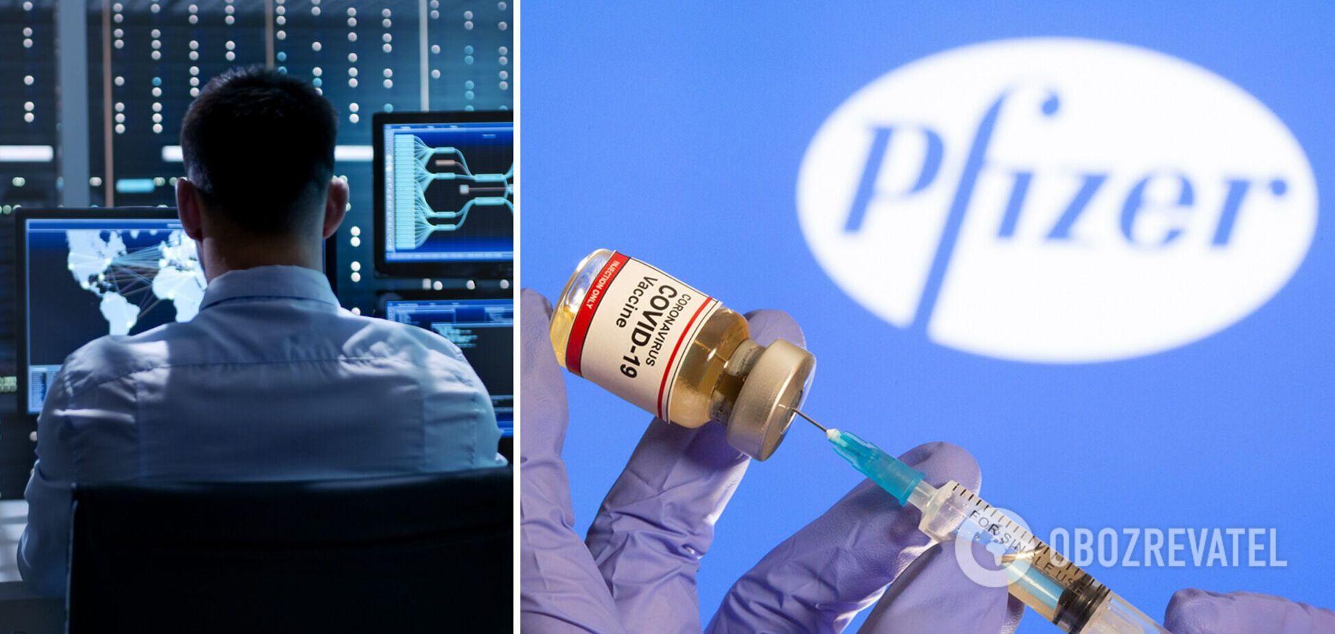 Российские хакеры украли документы по COVID-вакцинеBioNTech и Pfizer– CМИ