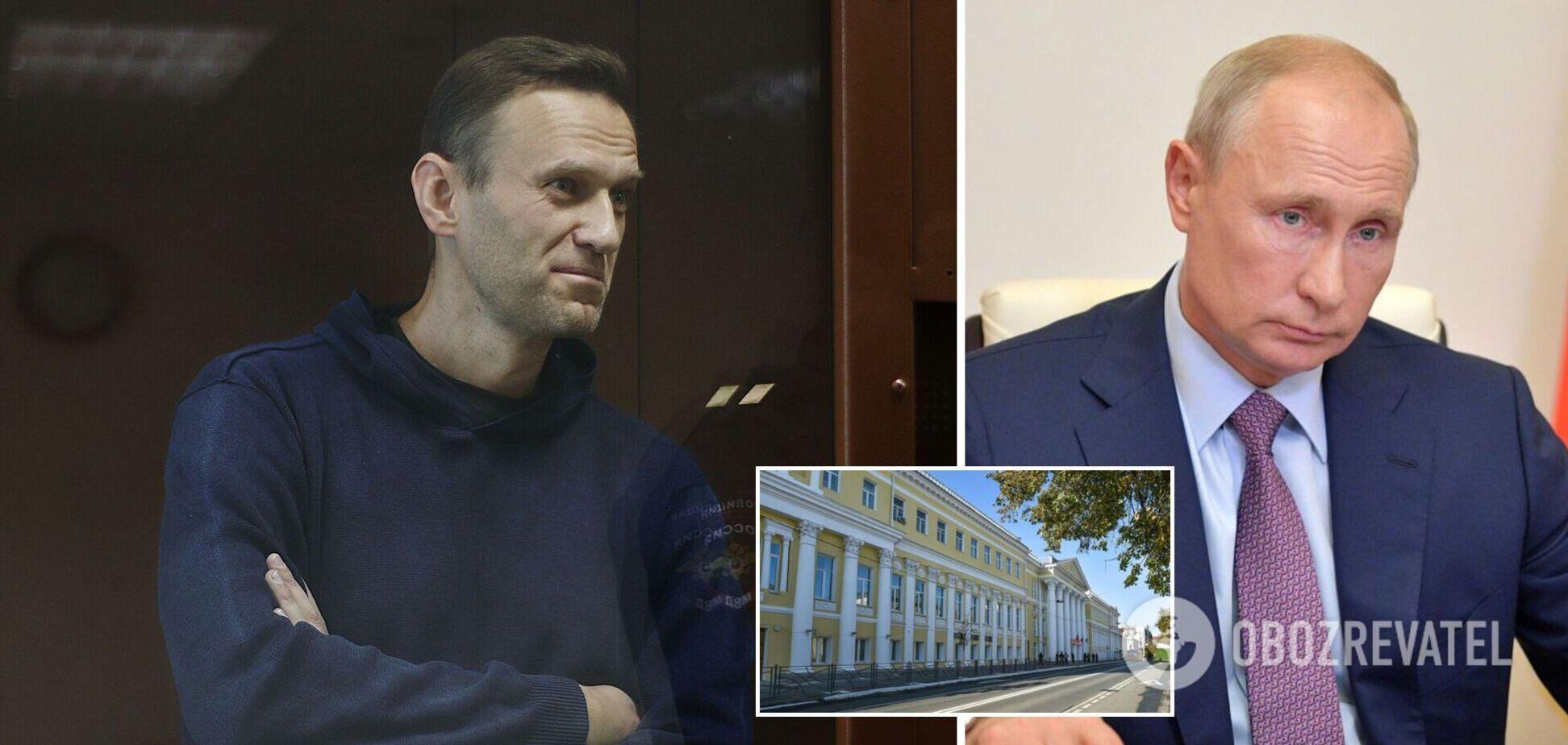 В РФ преподаватель назвал Путина царем и призвал студентов 'не вписываться за Навального'