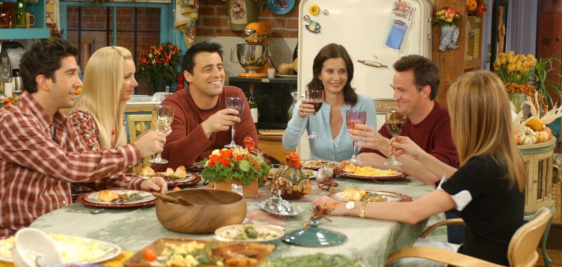 Їжа з кіно: 3 рецепти із серіалу 'Друзі'