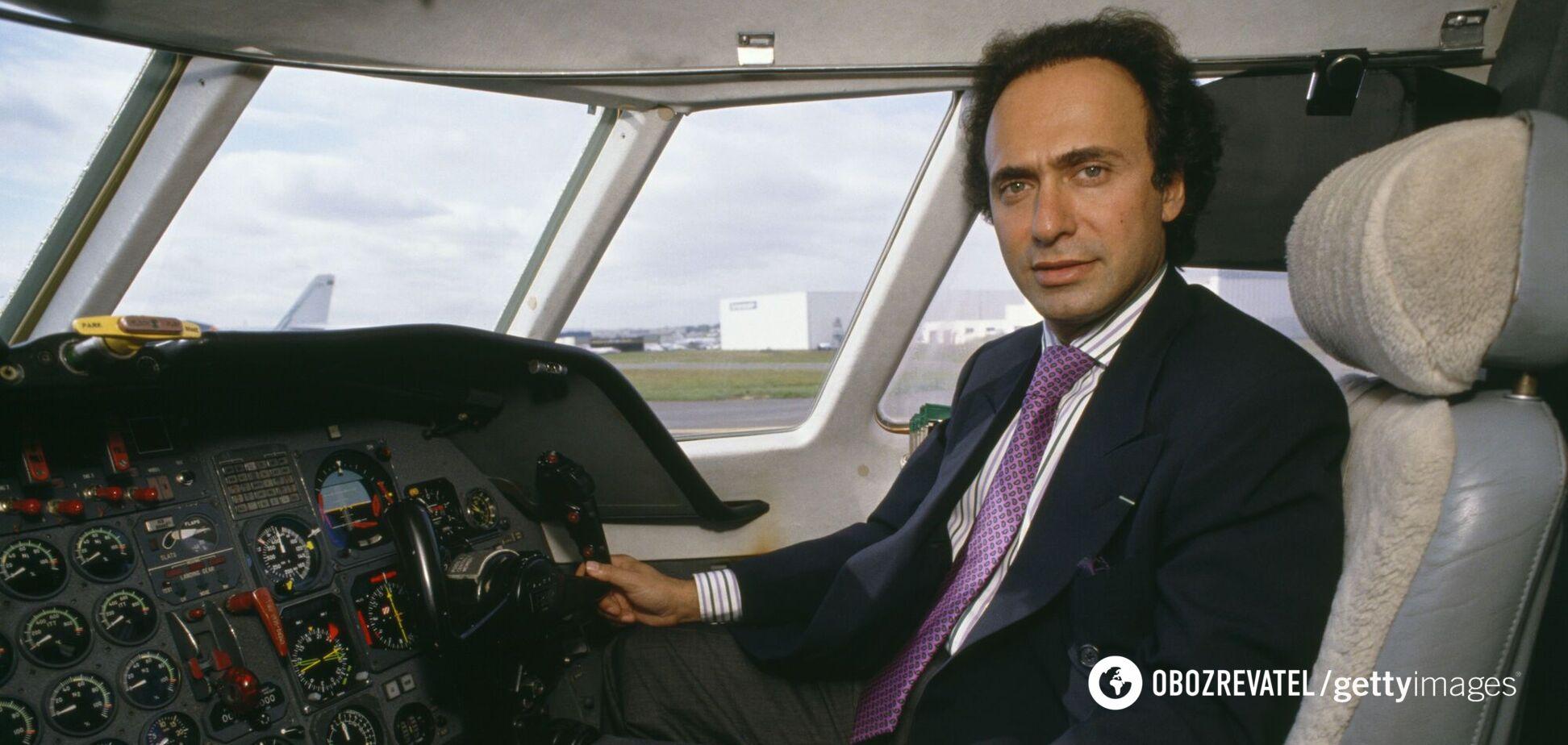 Олів'є Дассо загинув в аварії вертольота