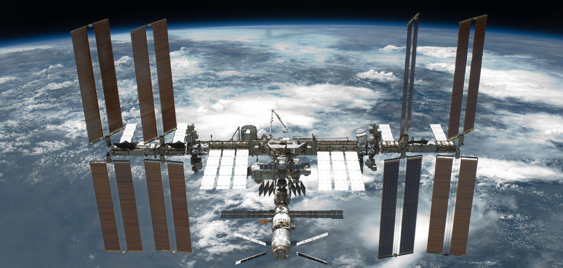 Срок эксплуатации МКС истекает в 2024 году