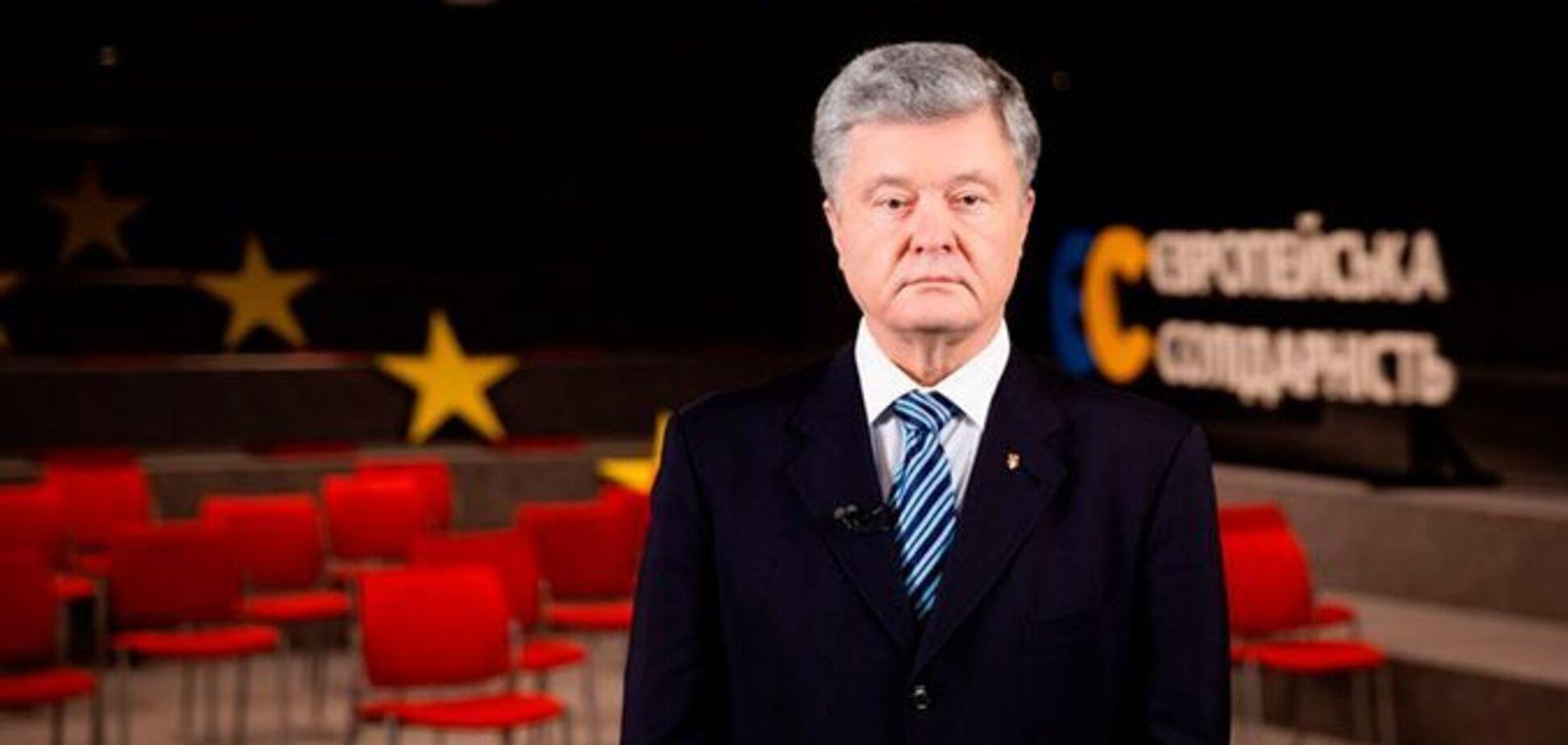 П'ятий президент талідер партії 'Європейська Солідарність' Петро Порошенко дав інтерв'ю французькому виданню 'L'Express'