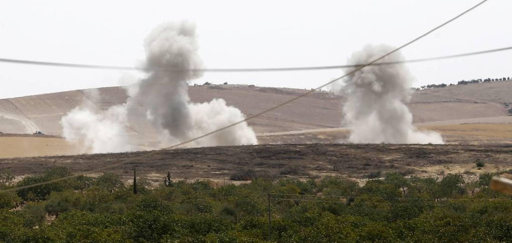 У Сирії на мінах підірвалися два автобуси. Архівне фото