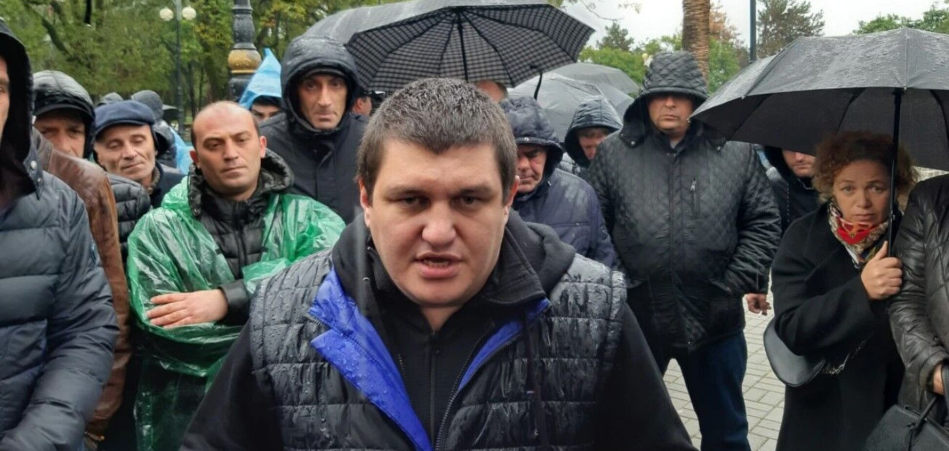 Екскомандира батальйону 'ДНР' і його спільників взяли під варту в Абхазії