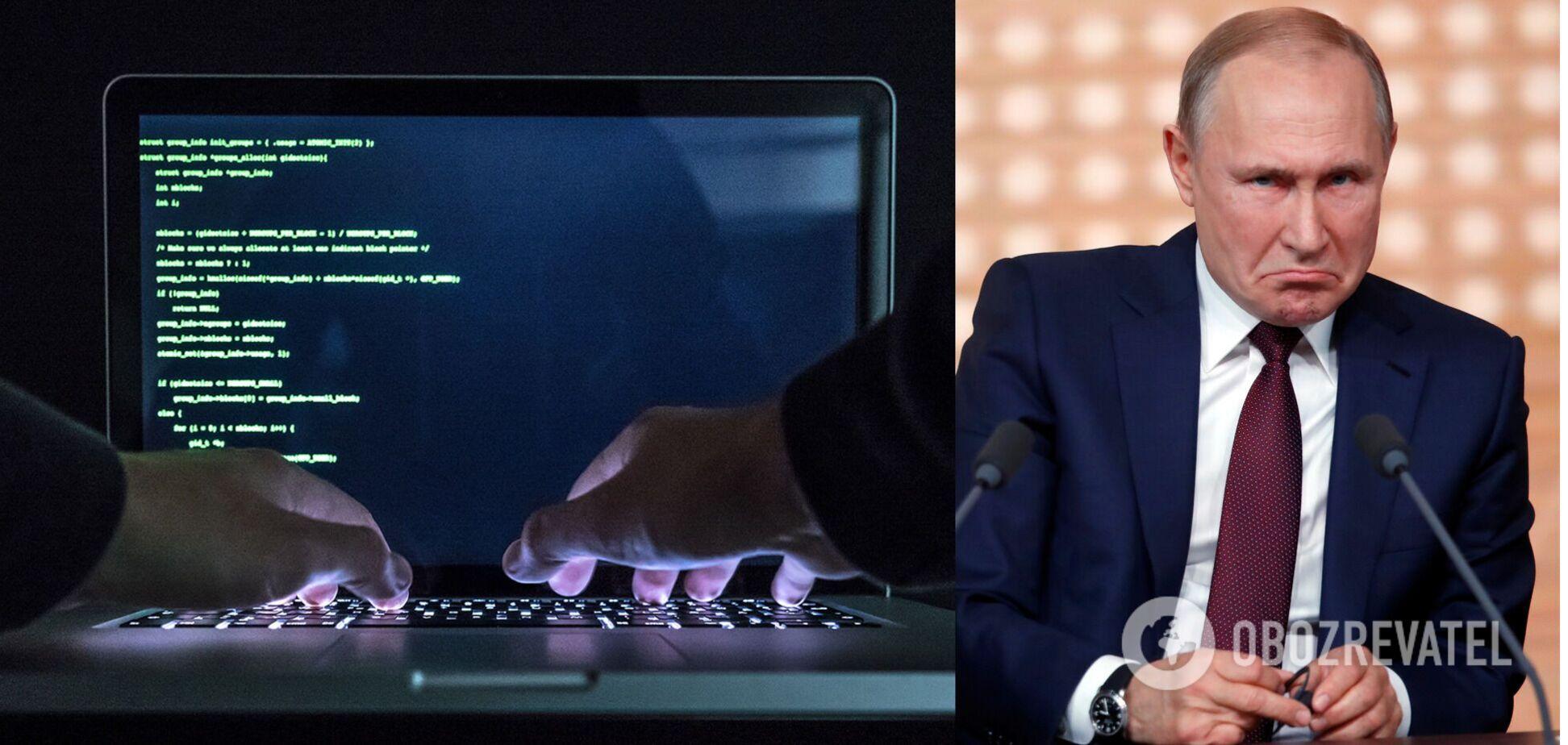 У США готується кібератака на Путіна та його оточення – NYT
