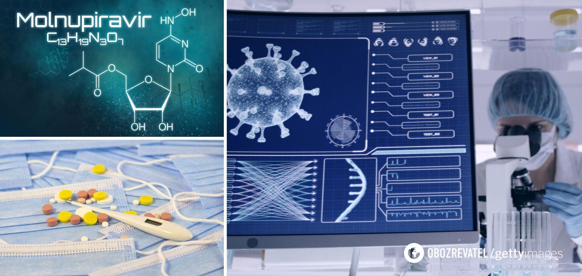 Вчені заявили про прорив у лікуванні COVID-19 експериментальним препаратом