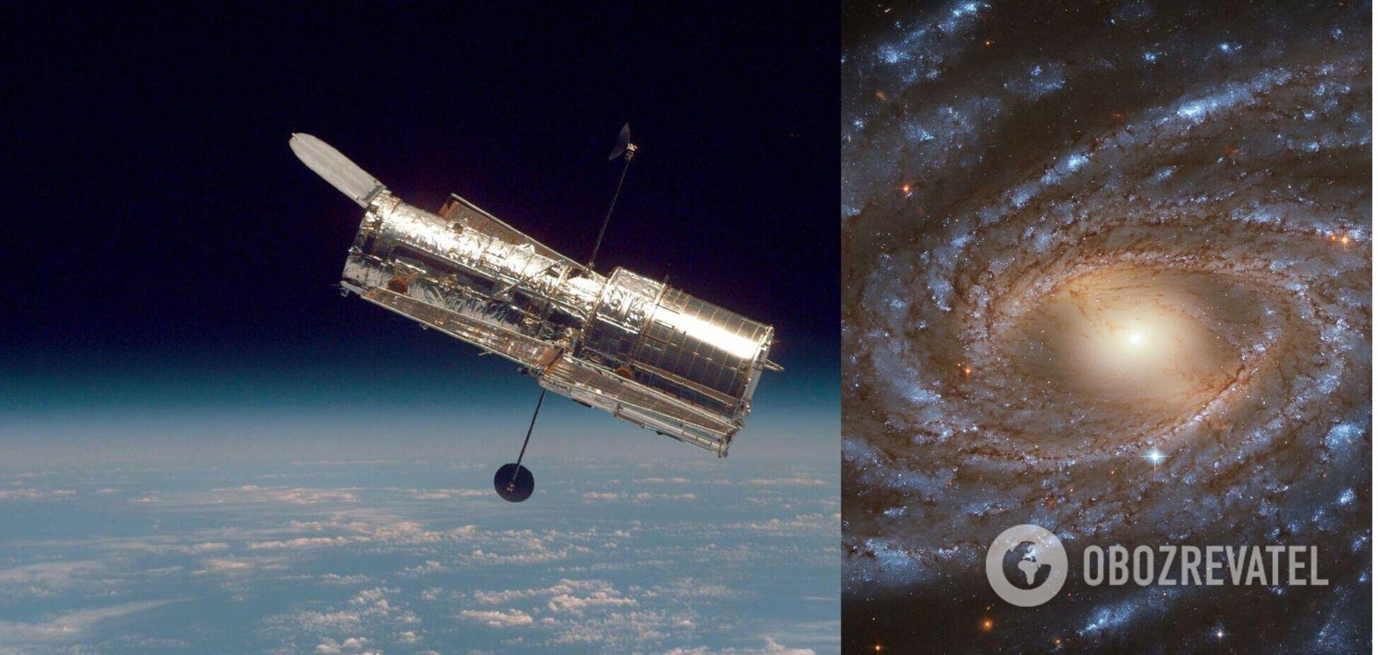 NASA показало фото галактики в 100 млн световых лет от Земли